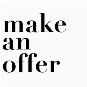 Handbags - Feel free to make offers!!